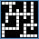 Free-form Crossword Puzzle Icon